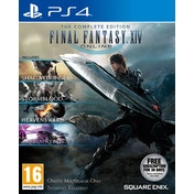 Final Fantasy XIV The Complete Collection PS4 Game [Used]