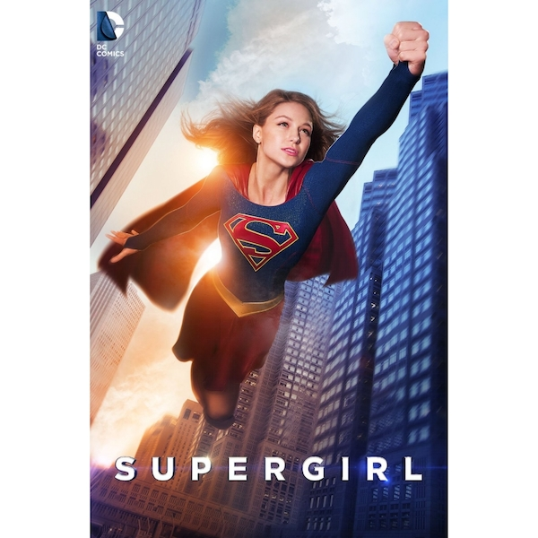 Supergirl Season 1 Blu-ray