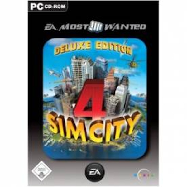 Sim City 4 Deluxe Edition Game PC
