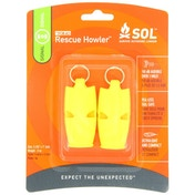 Advanced Medical Kits Fox 40 Rescue Howler Whistle 2 Pack