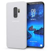 Samsung Galaxy S9 Plus Matte Gel - Transparent White