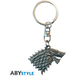 Game Of Thrones - Stark 3D Keychain - Image 2