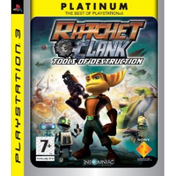 Ratchet & Clank Tools Of Destruction Game (Platinum) PS3