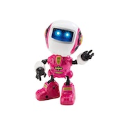 Bubbles Pink Toy Robot (Funky Bots) Revell Control