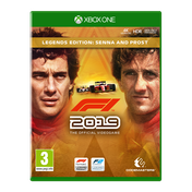 F1 2019 Legends Edition Xbox One Game