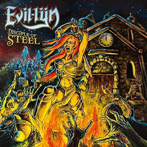 Evil-Lyn - Disciple Of Steel Vinyl