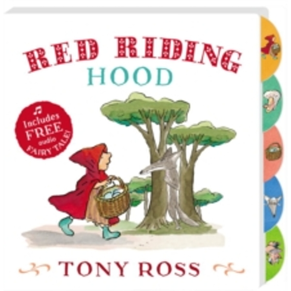 Red Riding Hood : My Favourite Fairy Tales Board Book