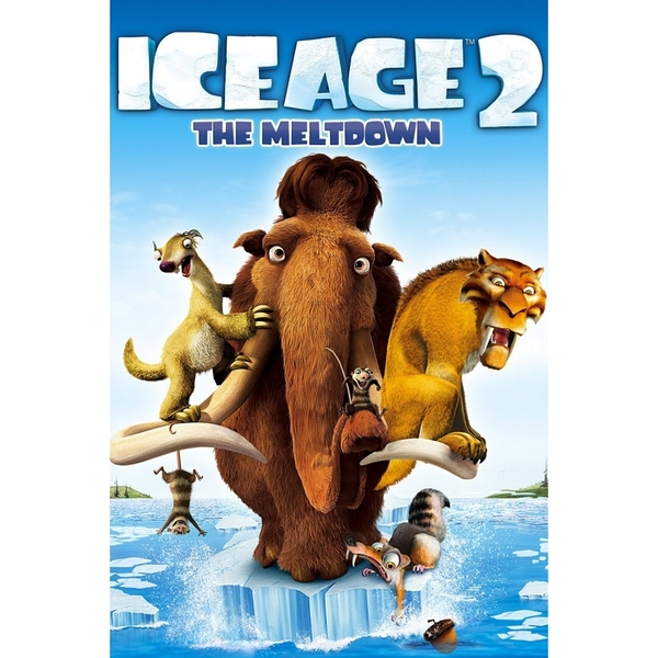 Ice Age 2 The Meltdown Dvd Nzgameshop Com