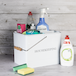Vintage Housekeeping Caddy | M&W White - Image 2