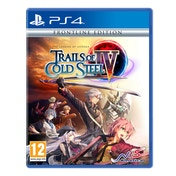 The Legend of Heroes Trails of Cold Steel IV Frontline Edition PS4 Game