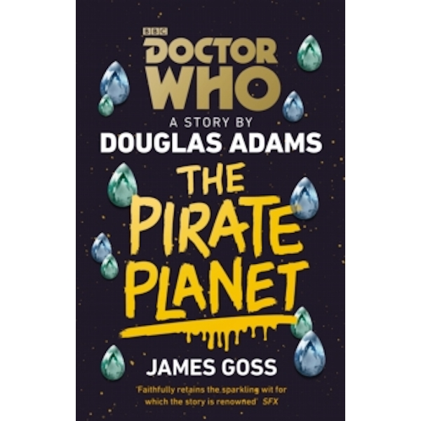 Doctor Who: The Pirate Planet Paperback