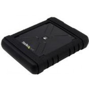 StarTech Rugged Hard Drive Enclosure USB 3.0 To 2.5 inch SATA 6 Gbps HDD or SSD - UASP