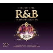 Various Artists - Greatest Ever R&B CD