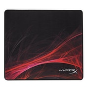 HyperX HX-MPFS-S-L Large FURY S Speed Edition Pro Gaming Mouse Pad - Black/Red
