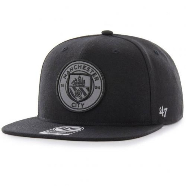 Manchester City FC 47 Reflective Captain Cap