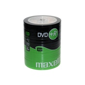 Maxell DVD+R 100 Pack Shrink Wrap