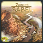 7 Wonders Babel Expansion Board Game