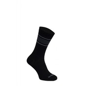 Bridgedale Men's Everyday Outdoors Merino Liner Socks Black Large