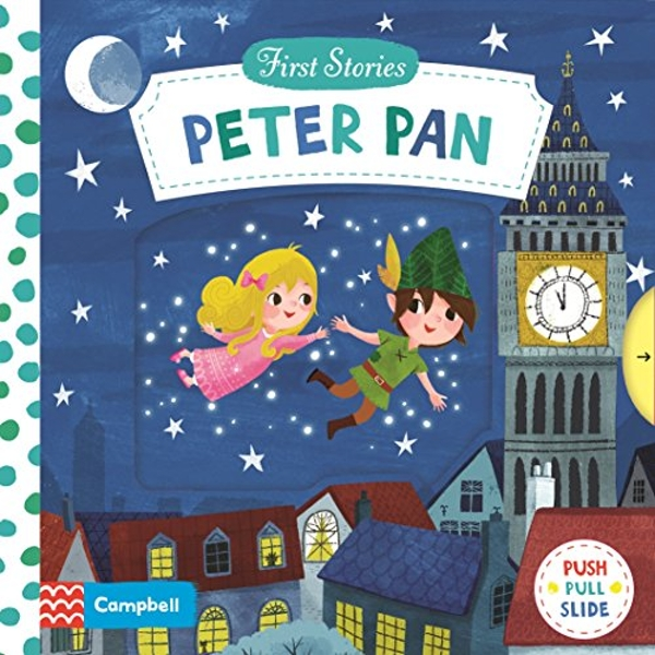 Peter Pan by Pan Macmillan (Board book, 2017)