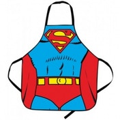 Character Apron in a Tube Superman - Superman Suit