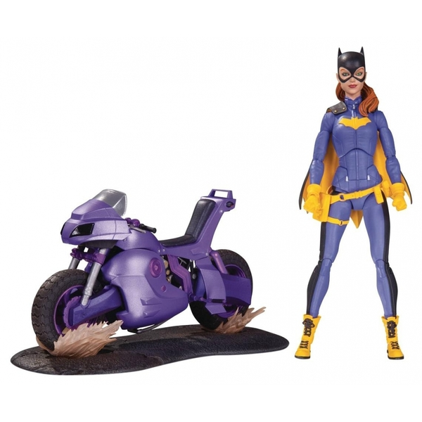 Batgirl of Burnside (DC Collectibles) Deluxe Action Figure - Image 1