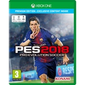 Pro Evolution Soccer 2018 Premium Edition Xbox One Game