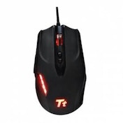 Thermaltake esports Laser Sensor Gaming Mouse Black PC