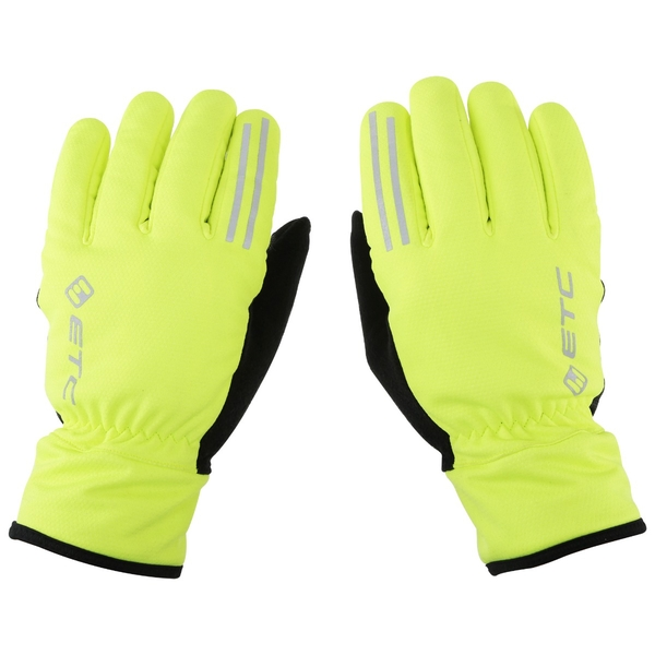 ETC Aerotex Winter Glove Yellow Large