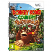 Donkey Kong Country Returns Game Wii