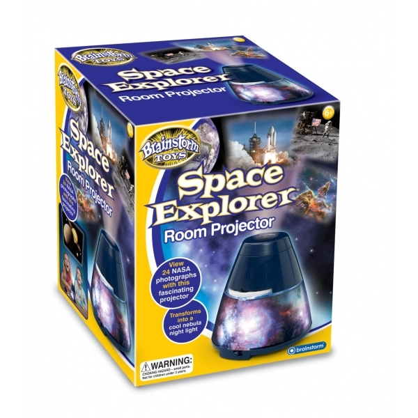 Brainstorm Toys Space Explorer Room Projector - Image 1
