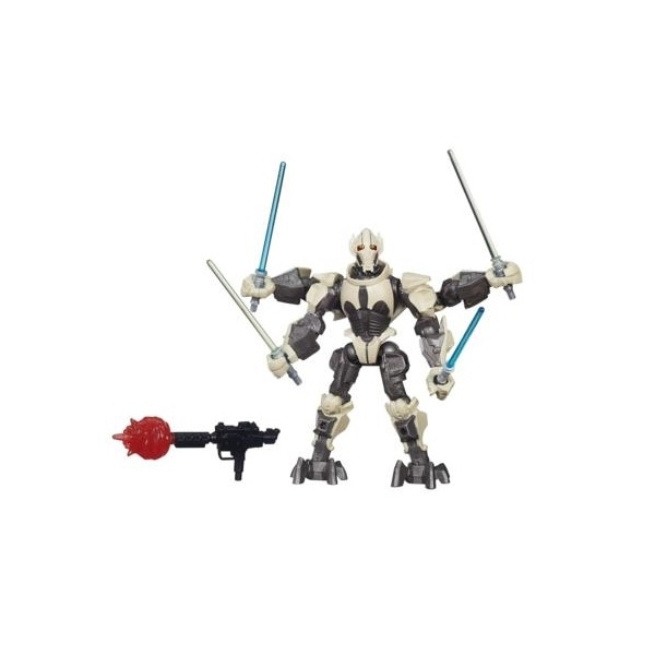 General Grievous (Star Wars: Revenge of the Sith) Hero Mashers Deluxe  Action Figure