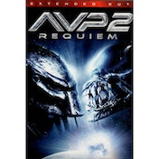 Aliens Vs Predator 2 Requiem Extended Cut DVD