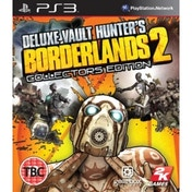 Borderlands 2 Deluxe Vault Hunters Collector's Edition Game PS3
