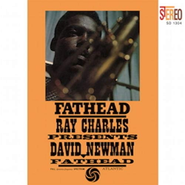 Ray Charles Presents David Newman - Fathead Vinyl