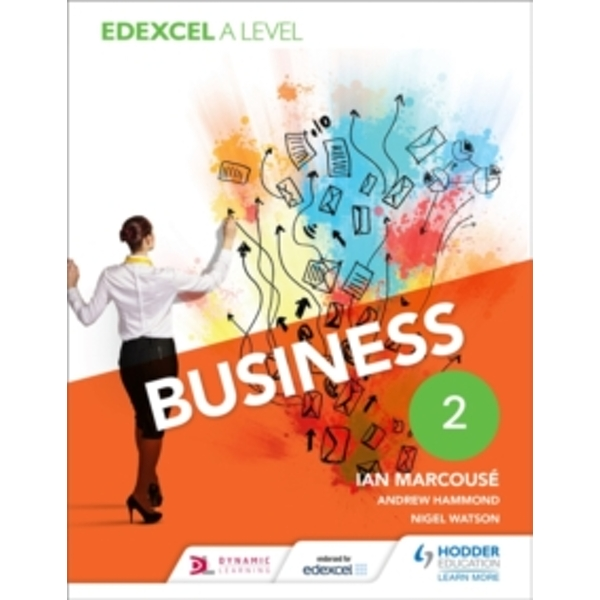 Edexcel Business A Level Year 2 by Ian Marcouse (Paperback, 2016)