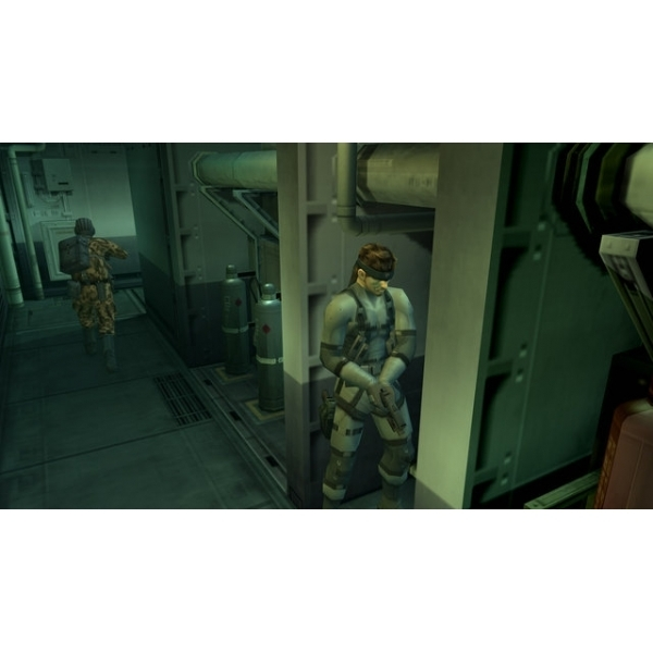 Metal Gear Solid The Legacy Collection Solus Game PS3 (#) - Image 2