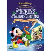 Mickey's Magical Christmas Snowed In At The House Of Mouse DVD