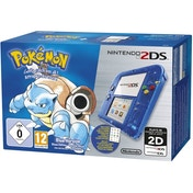 Nintendo 2DS 20th Anniversary Edition Console Pokemon Blue Version (EU PLUG)