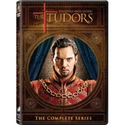 The Tudors Series 1-4 DVD
