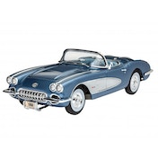 58 Corvette Roadster 1:25 Revell Model