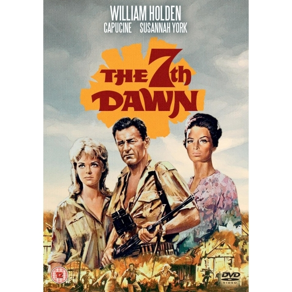 7th Dawn (1964) DVD