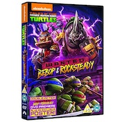 Teenage Mutant Ninja Turtles: Wanted - Bebop And Rocksteady DVD