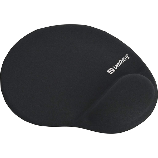 Gel Mousepad with Wrist Rest 520-23 - Image 1