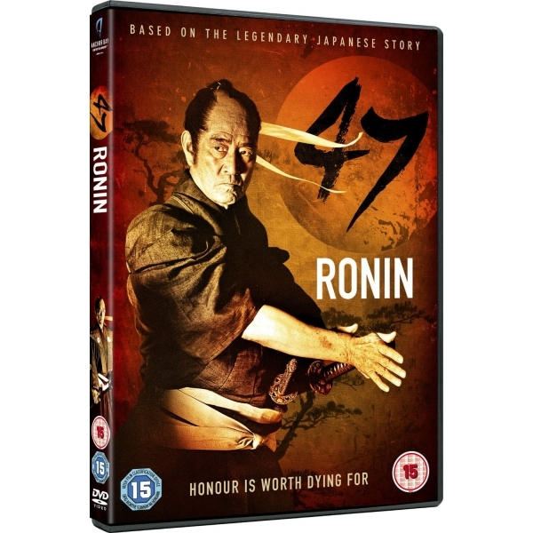 47 Ronin DVD - nzgameshop com