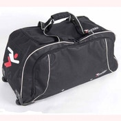 Precision Team Trolley Bag - Black/Silver