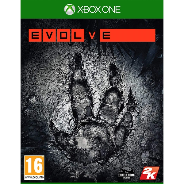 Evolve Game Xbox One - Image 1