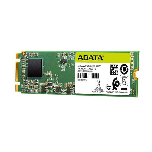 ADATA Ultimate SU650 M.2 240 GB Serial ATA III 3D TLC