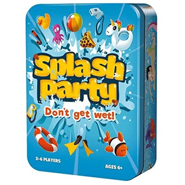 Splash Party Party Game