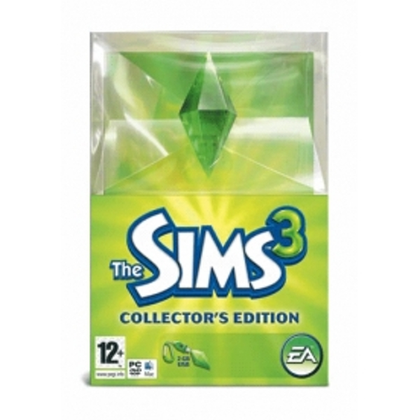 The Sims 3 Limited Collector's Edition Game PC