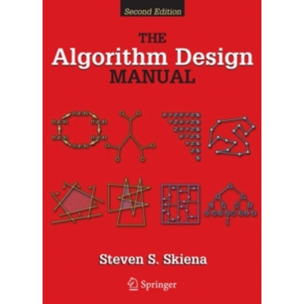 The Algorithm Design Manual by Steve S. Skiena (Mixed media product, 2008)